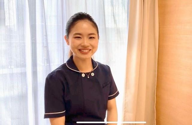 介護美容セラピストの塩屋智子さん